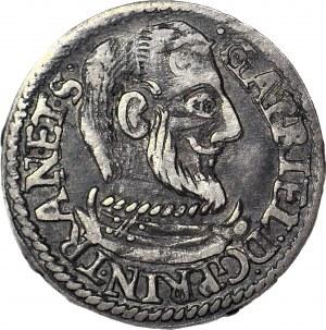 Węgry, Siedmiogród, Gabriel Batory 1608-1613, Trojak 1609