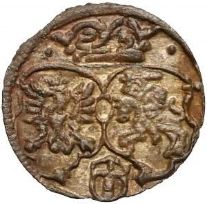 Zygmunt III Waza, Trzeciak Poznań 1621 - rzadki
