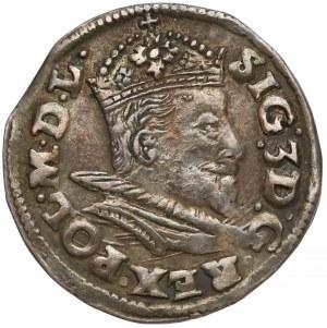 Zygmunt III Waza, Trojak Lublin 1595