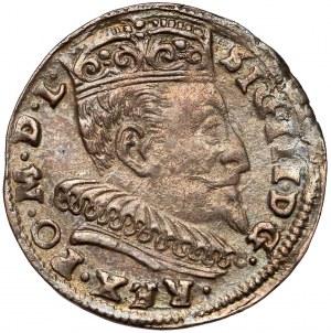 Zygmunt III Waza, Trojak Wilno 1594