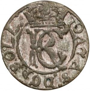 Jan II Kazimierz, Szeląg Wilno 1652 - BEZ Gozdawy