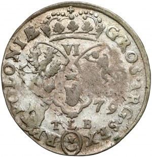 Jan III Sobieski, Szóstak Bydgoszcz 1679 - TLB pod tarczami