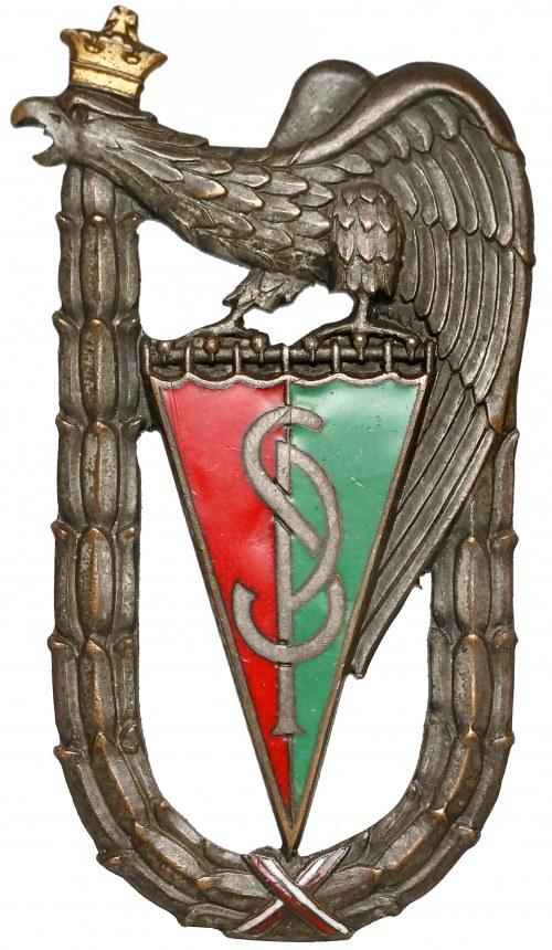 Odznaka Szkoły Podchorążych Służby Zaopatrzenia i Transportu