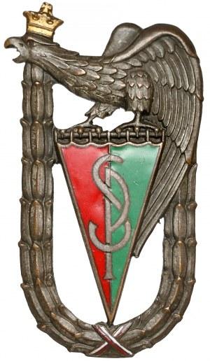 Odznaka, Szkoła Podchorążych Służby Zaopatrzenia i Transportu