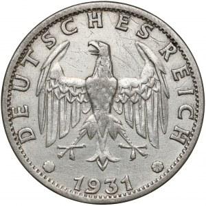 Niemcy, Weimar, 3 marki 1931-A, Berlin