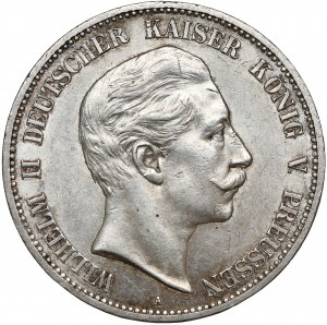 Niemcy, Prusy, 5 marek 1904-A, Berlin