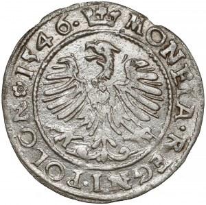 Zygmunt I Stary, Grosz Kraków 1546