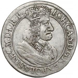 Jan II Kazimierz, Ort Gdańsk 1658/7 DL