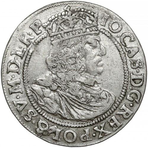 Jan II Kazimierz, Ort Kraków 1658 TLB