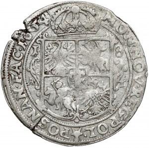 Jan II Kazimierz, Ort Poznań 1654 AT - mała korona