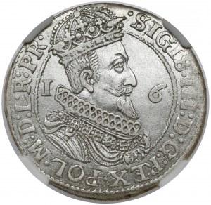 Zygmunt III Waza, Ort Gdańsk 1623 - jak CIAIT - rzadki