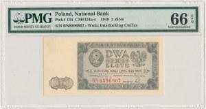 2 złote 1948 - BN