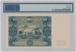 500 złotych 1947 - T2