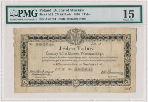 1 talar 1810 - Zamojski