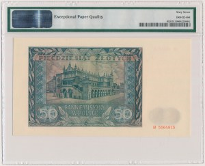 50 złotych 1941 - B