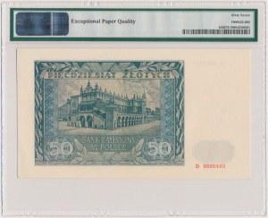 50 złotych 1941 - D