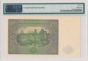 500 złotych 1946 - I