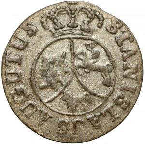 Poniatowski, 6 groszy 1794 - błąd AUGUTUS