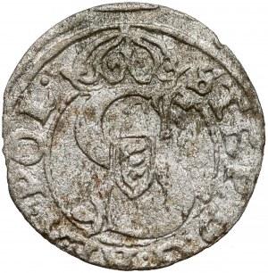 Stefan Batory, Szeląg Ryga 1584 - rzadki rok