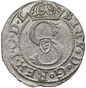 Stefan Batory, Szeląg Ryga 1582 - L