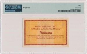 BALTONA 1 dolar 1973 - E