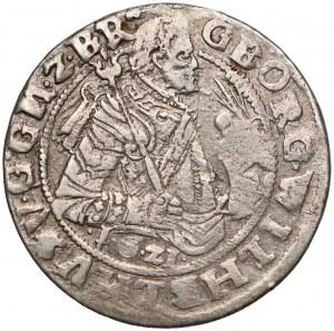 Prusy, Jerzy Wilhelm, Ort Królewiec 1621 - BR - bardzo rzadki