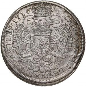 Śląsk, Karol VI, Talar Wrocław 1716