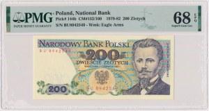 200 złotych 1982 - BU