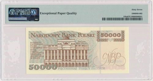 50.000 złotych 1993 - S