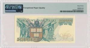 500.000 złotych 1990 - K