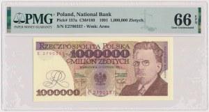 1 mln złotych 1991 - E