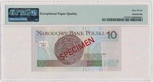 10 złotych 1994 - WZÓR - AA 0000000 - Nr 1764