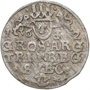 Gustaw II Adolf, Trojak Elbląg 1632