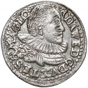Śląsk, Adam Wacław, Trojak Cieszyn 1596 - TESSINE