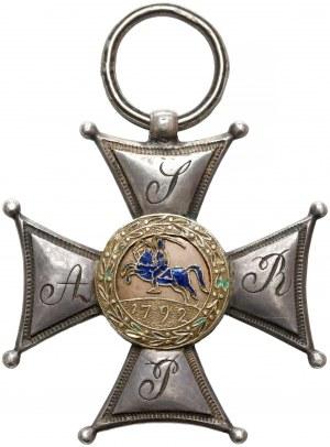 Powstanie Listopadowe, Srebrny Krzyż Orderu Wojskowego