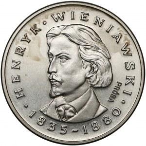 Próba NIKIEL 100 złotych 1979 Henryk Wieniawski - mała głowa
