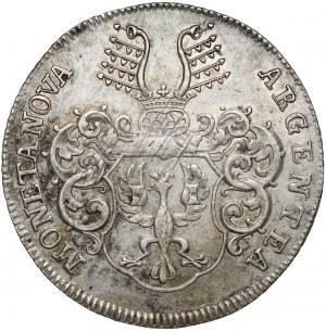 Niemcy, Mühlhausen, 2/3 talara 1767, Clausthal
