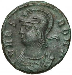 Konstantyn I Wielki, Follis Thessaloniki - Urbs Roma