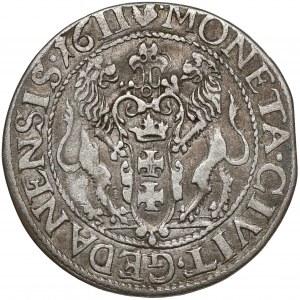 Zygmunt III Waza, Ort Gdańsk 1611