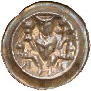 Niemcy, Diecezja Hildesheim, Konrad II / Henryk I / Jan I (1221-60), Brakteat szeroki
