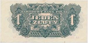 1 złoty 1944 ...owym - AA