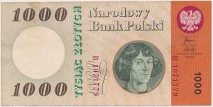 1.000 złotych 1965 - B