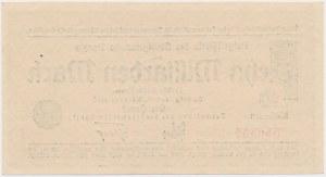 Gdańsk, 10 mld marek 1923 - z numeracją