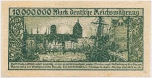 Gdańsk, 10 mln marek 1923