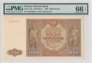 1.000 złotych 1946 - C