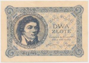 2 złote 1919 - S.61.B
