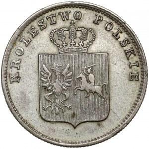 Powstanie Listopadowe, 2 złote 1831 KG - MAŁA Pogoń