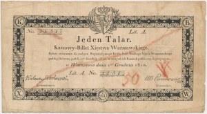 1 talar 1810 - Sobolewski