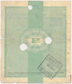PEWEX 1 dolar 1960 - WZÓR - numeracja bieżąca