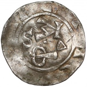 Niemcy, Henryk II (1002-1014), Denar Deventer